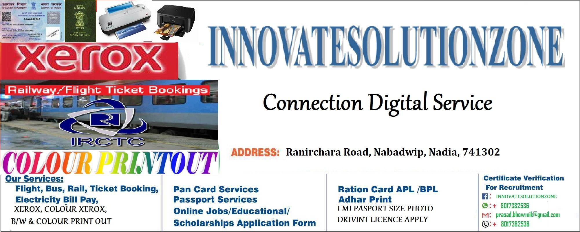 Innovate Solution Zone