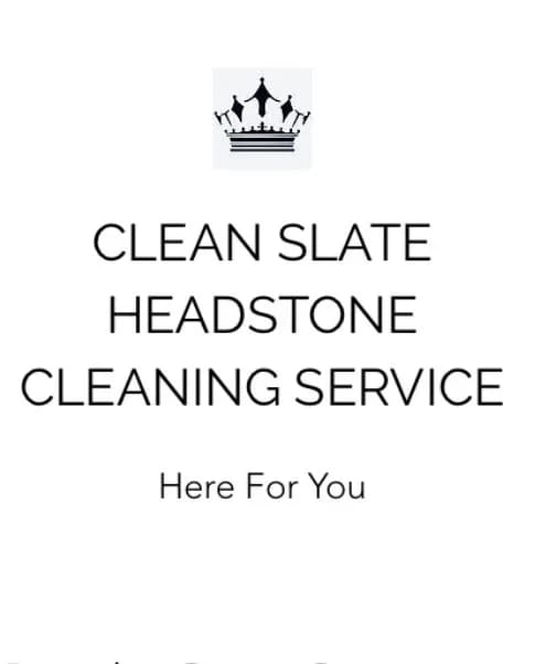 Clean Slate Headstone Cleaning Service