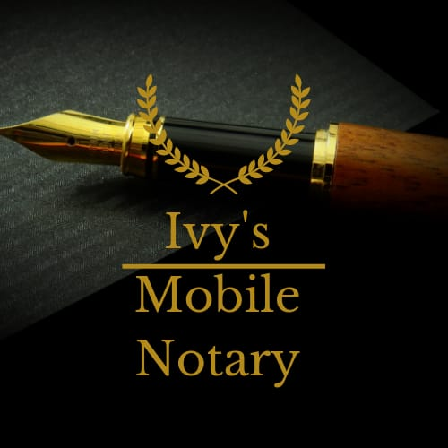 Ivy's Notary Service
