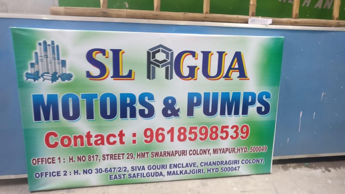 Sl Agua Motors & Pumps