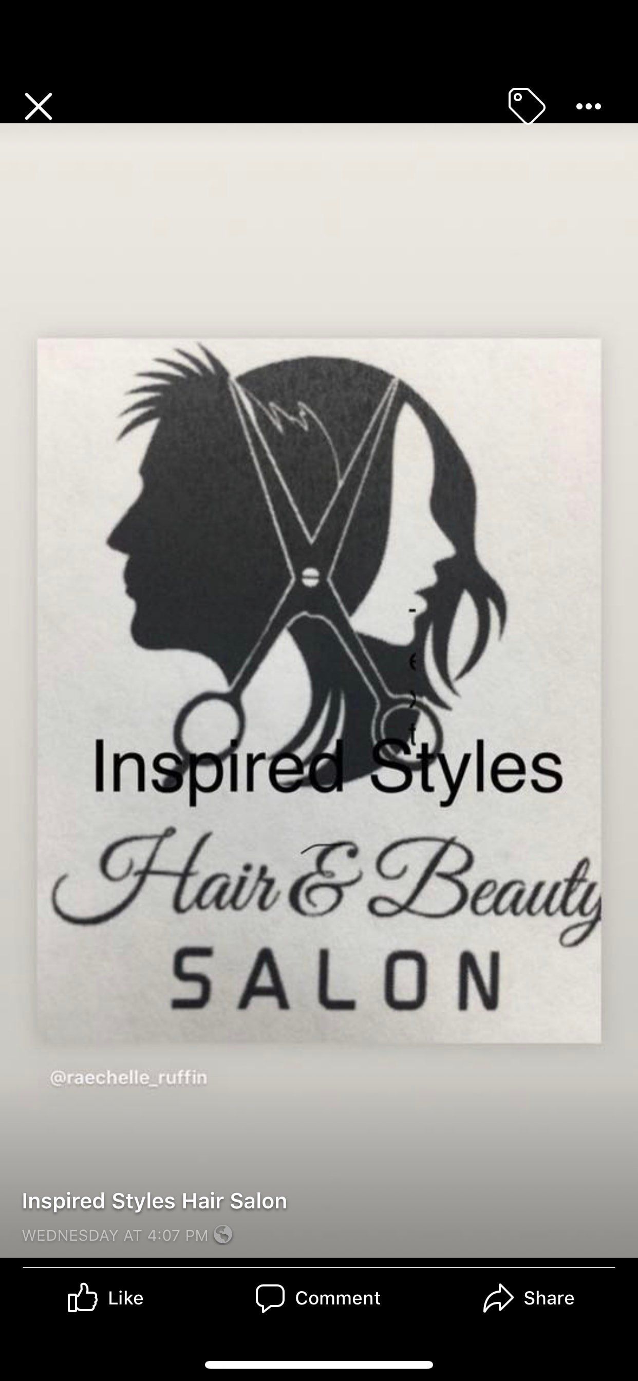 Inspired Styles Hair Salon