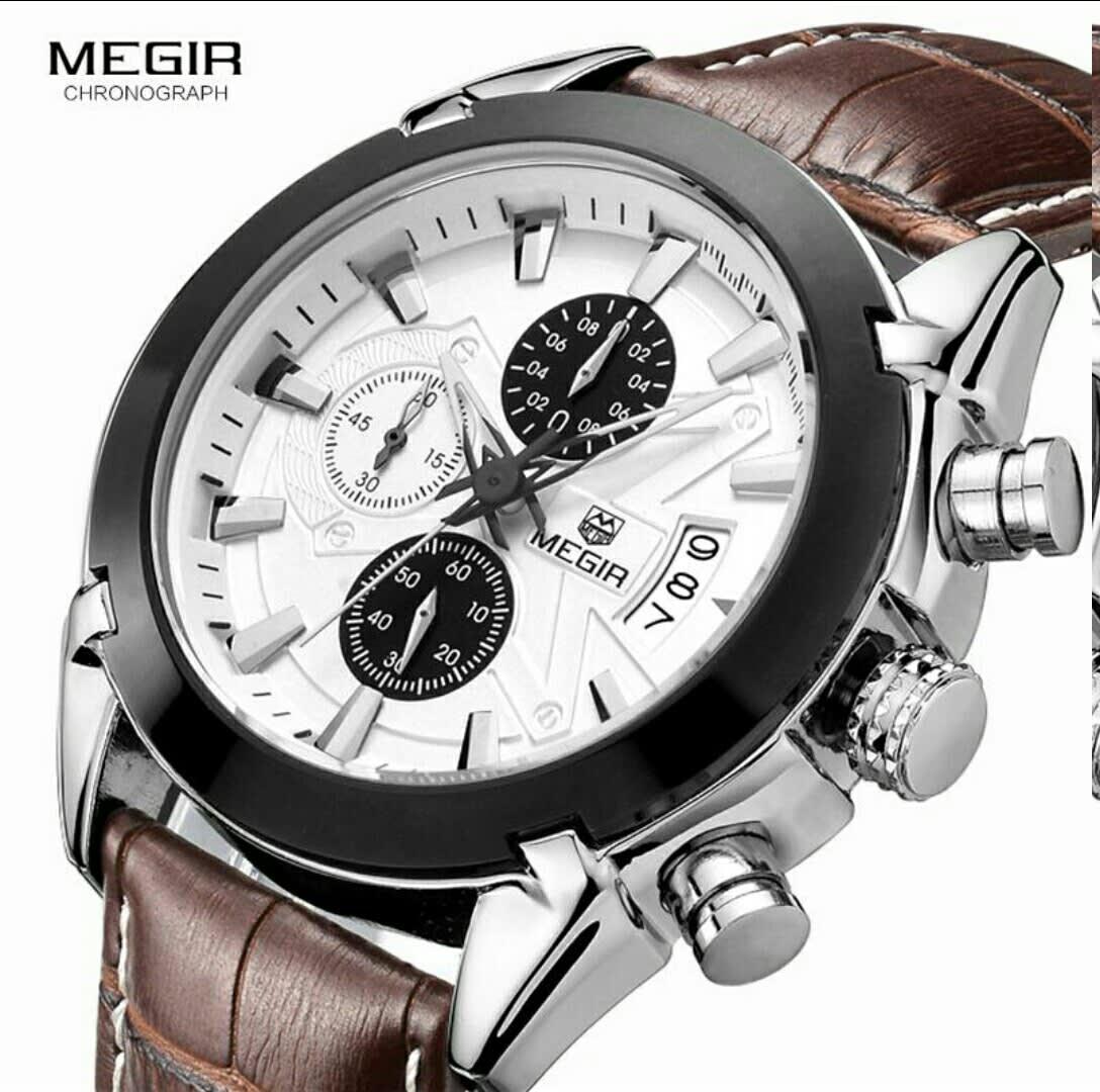 Megir chronograph
