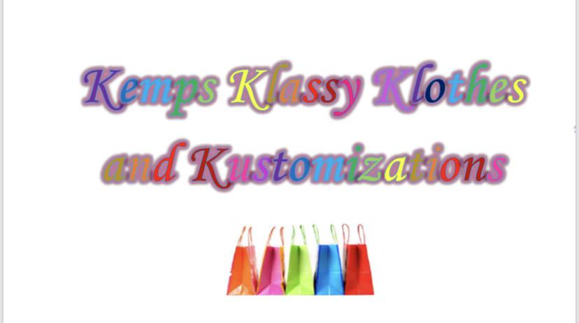 Kemps Klassy Klothes & Kustimizations