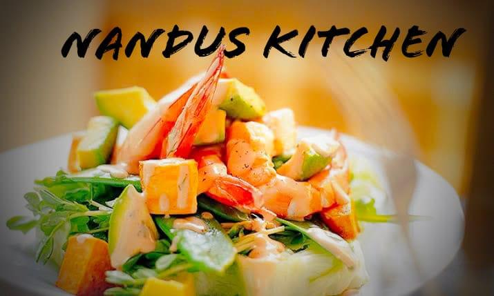 Nandus Kitchen with Alakananda Jyothi