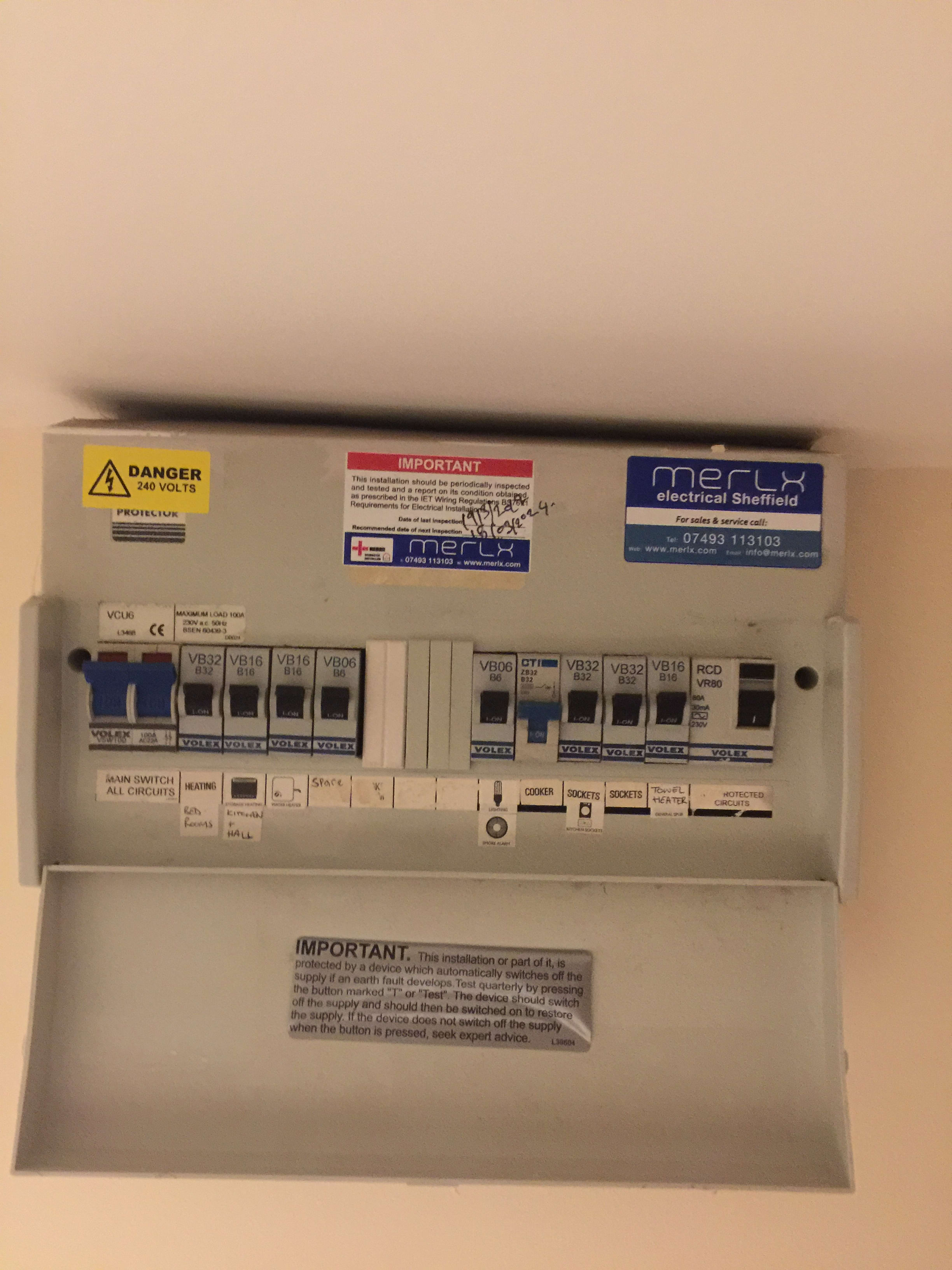 Fuse Boards Replacements