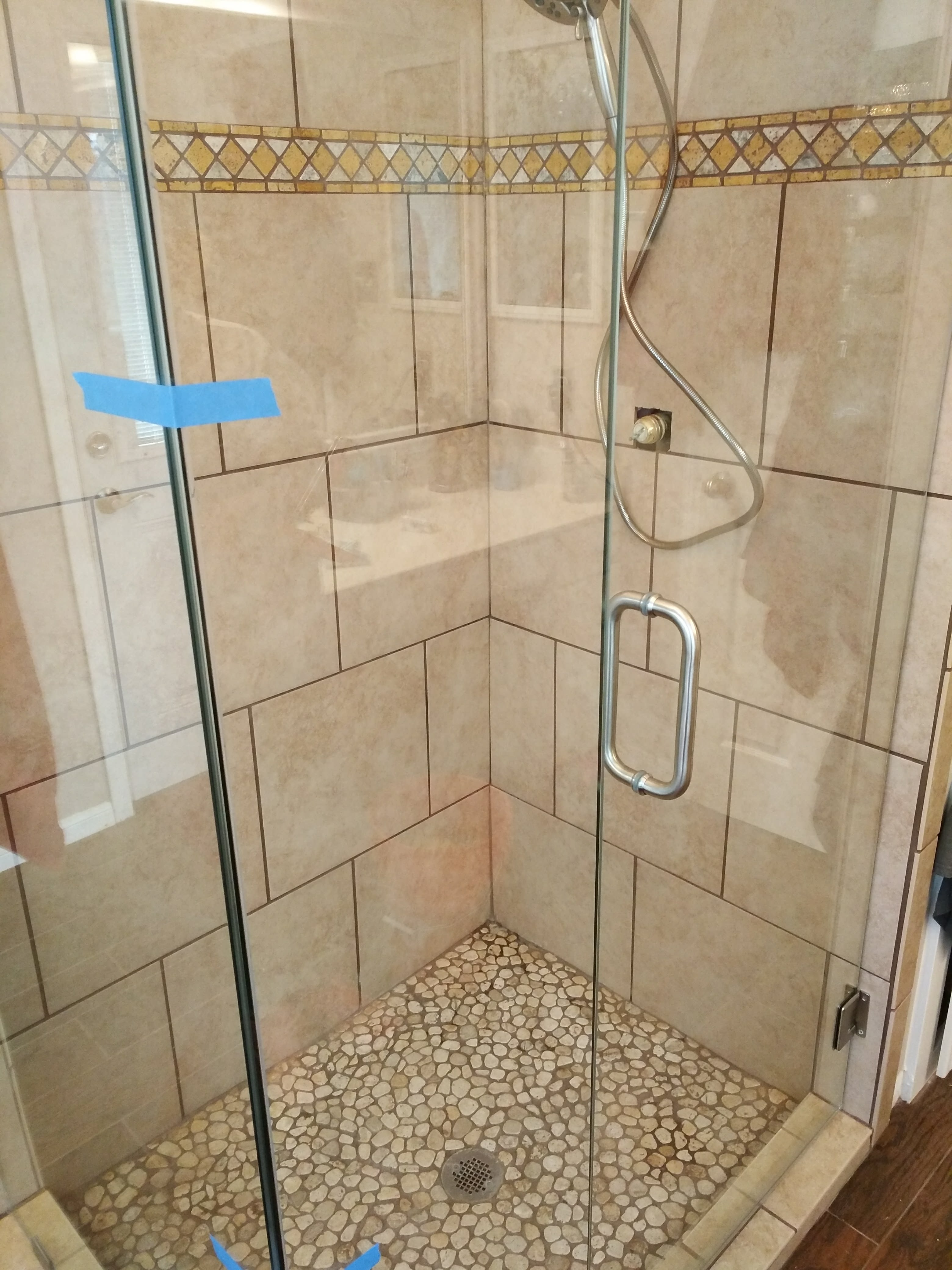 Showers Installation