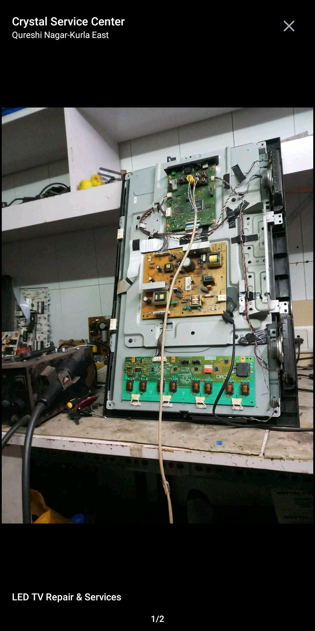 Television Repairing Zone Electronics Repair Shop