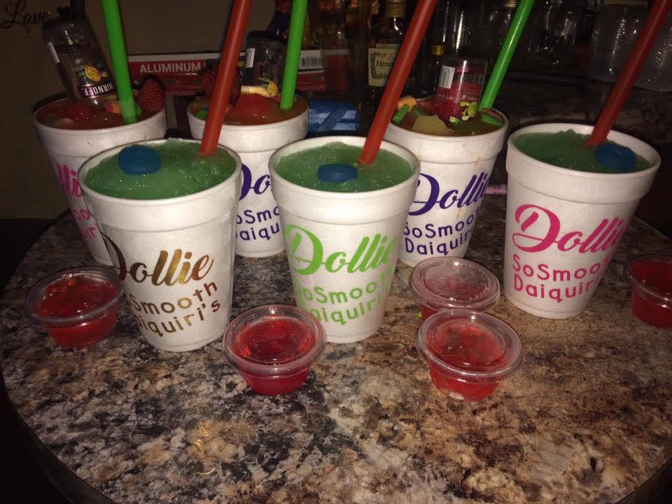 Dollie Sosmooth Daiquiris