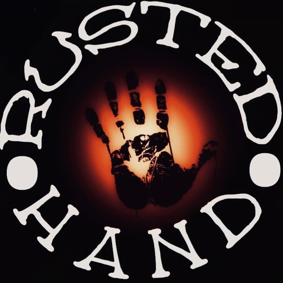 Rusted Hand
