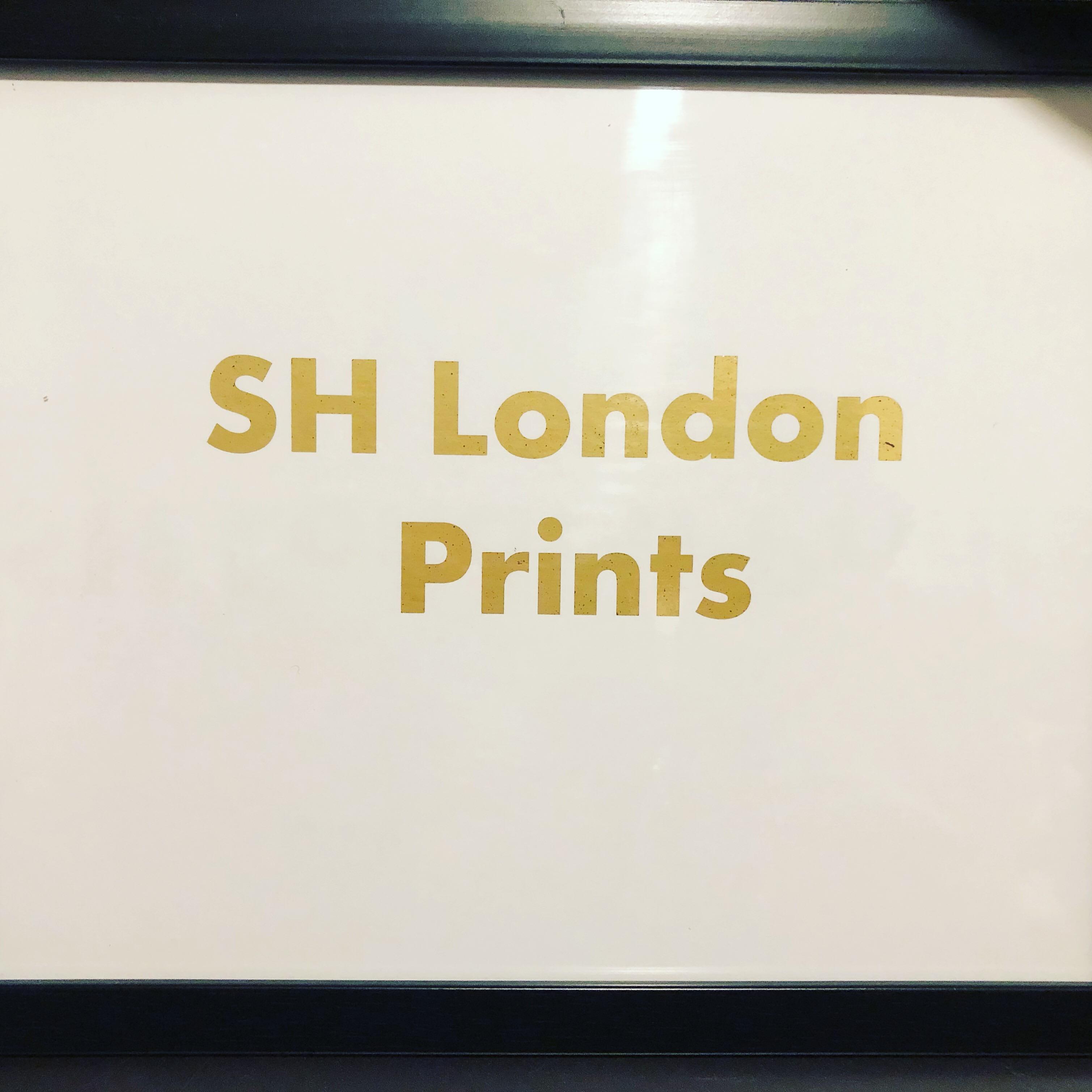 Sh London Prints