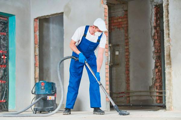 Limpiezas puntuales y de fin de obra