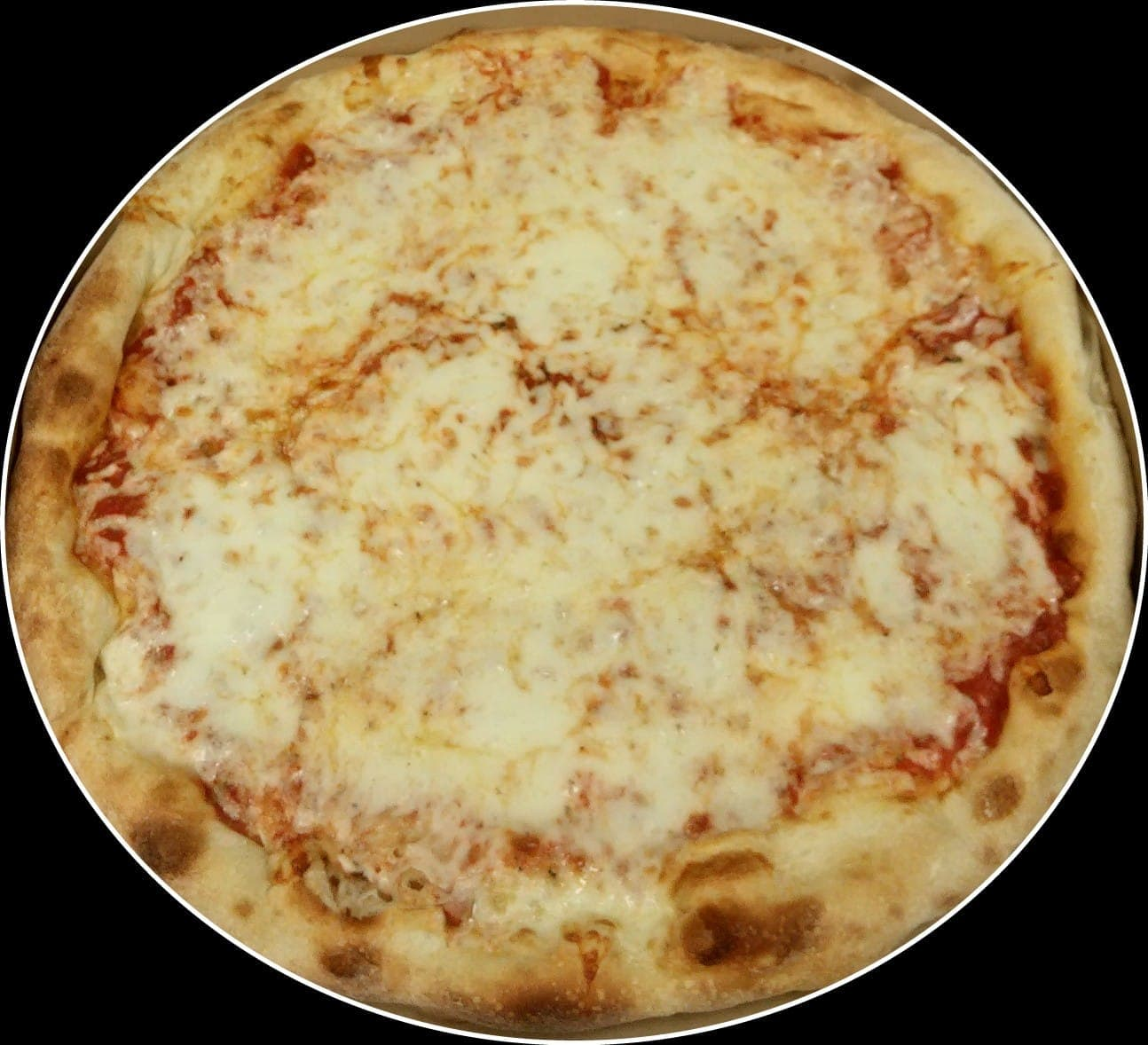Cheese Pizza (Red Sauce  Or White Sauce)