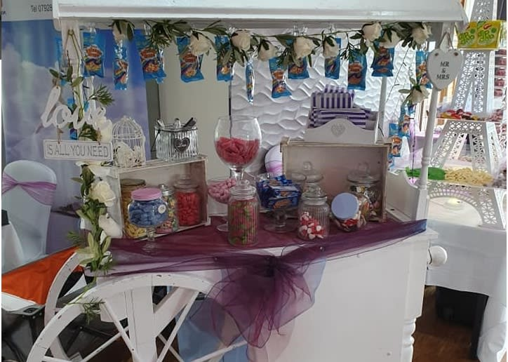 Candy Carts Hire