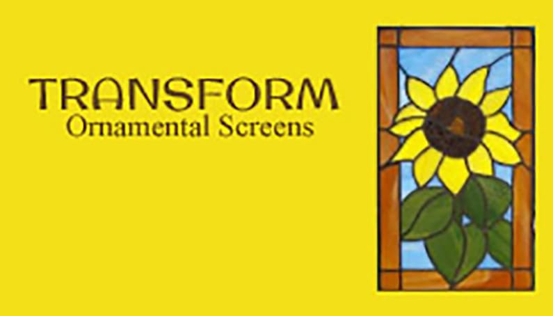 Transform Ornamental Screens