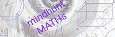 Mindhunt maths