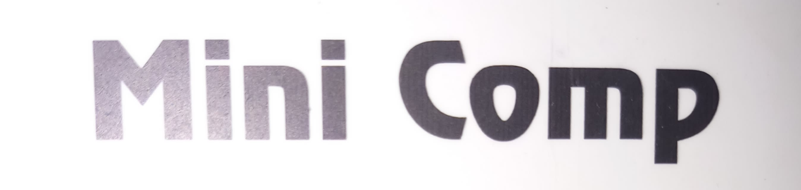 MiNiComp