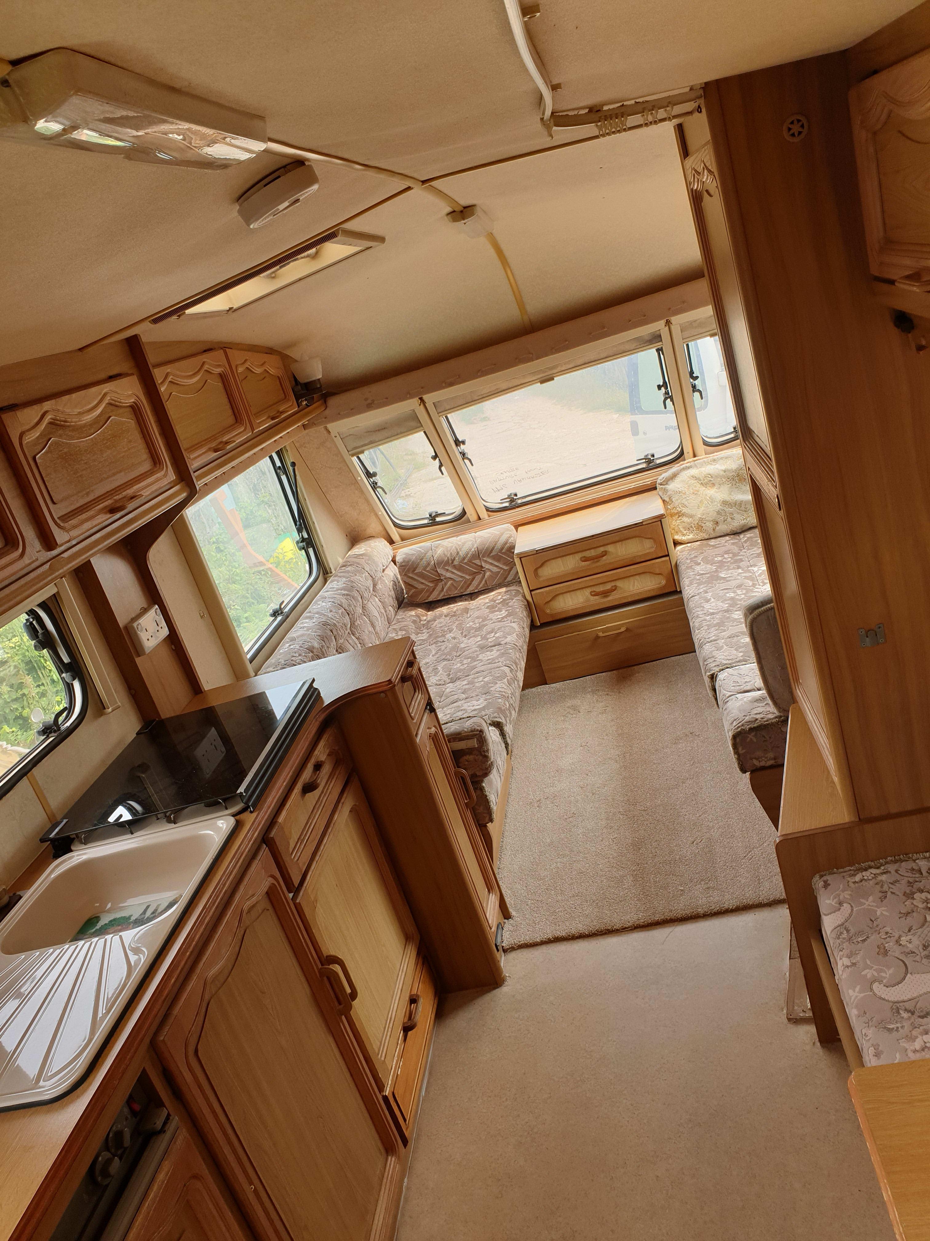 Motorhomes / Caravans Cleaning