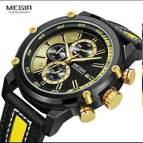 Megir sport chronograph