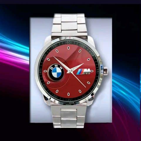 BMV M3 st/steel watch/fb