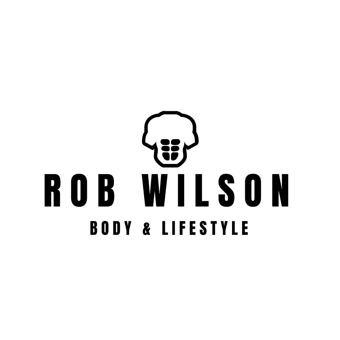 Rob Wilson Body and Lifestyle