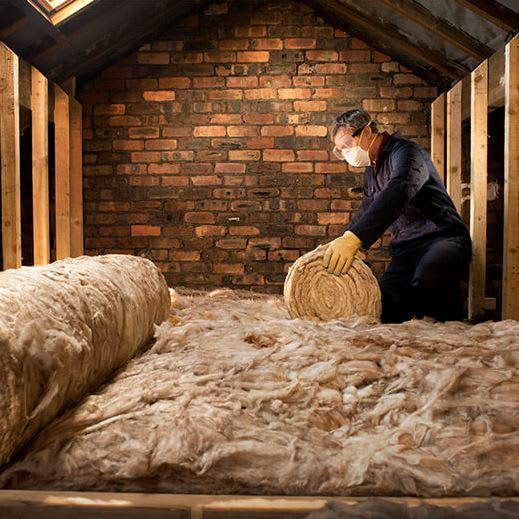 Loft & Roof Insulation