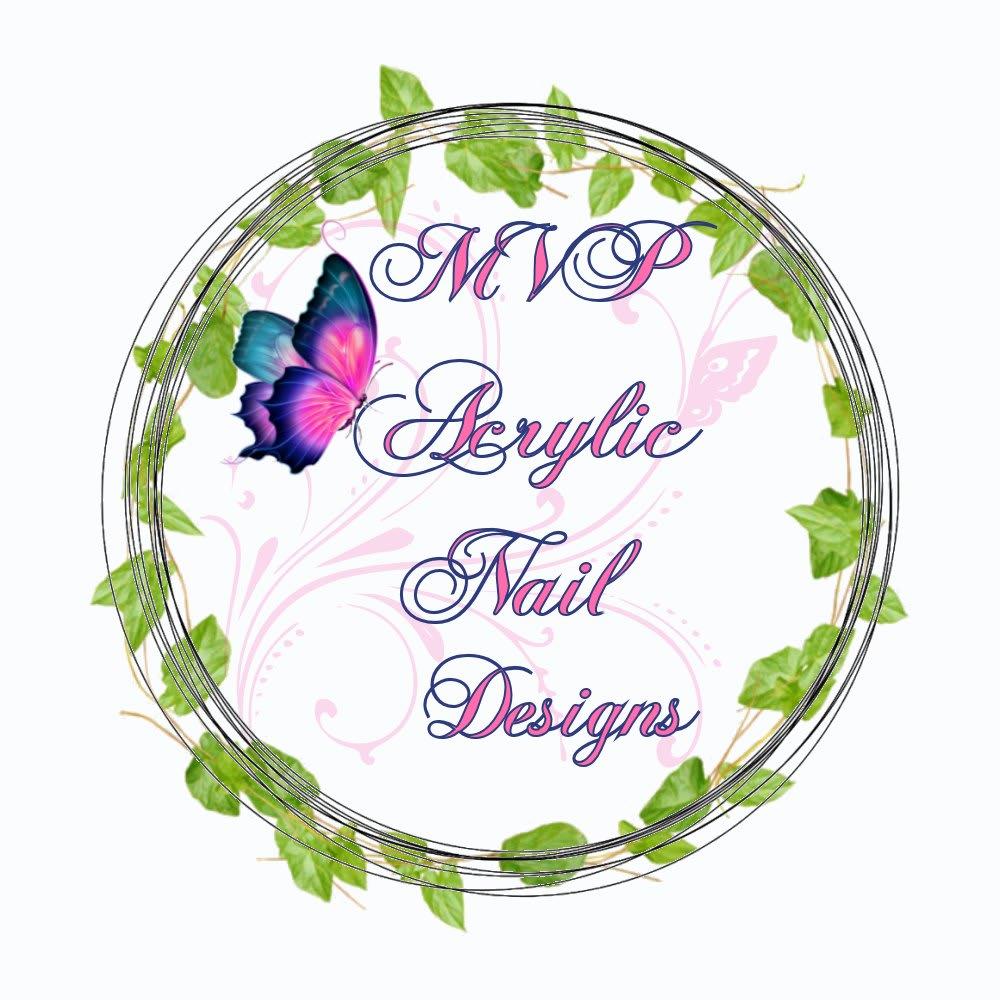 MVP Acrylic Nail Designs