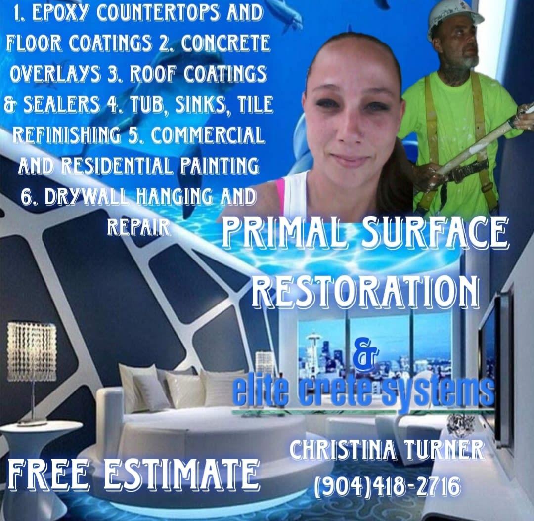 Primal Surface Restoration