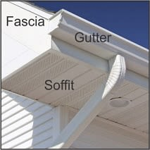 Soffit & Fascia Cleaning