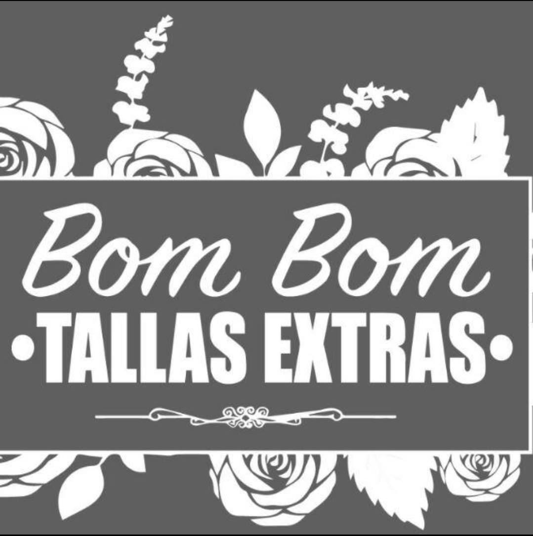 Bombom Tallas Extras