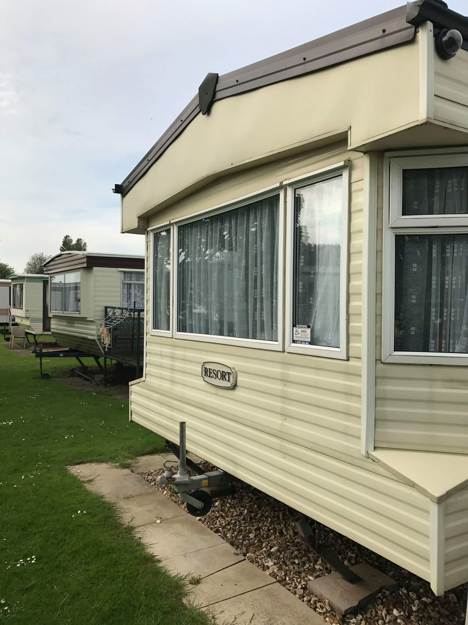 Static Caravan Hire, by GG Entertainments