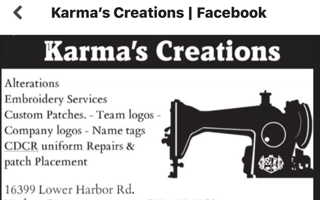 Karma's Creations