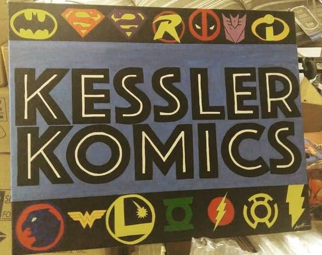 Kessler Komics