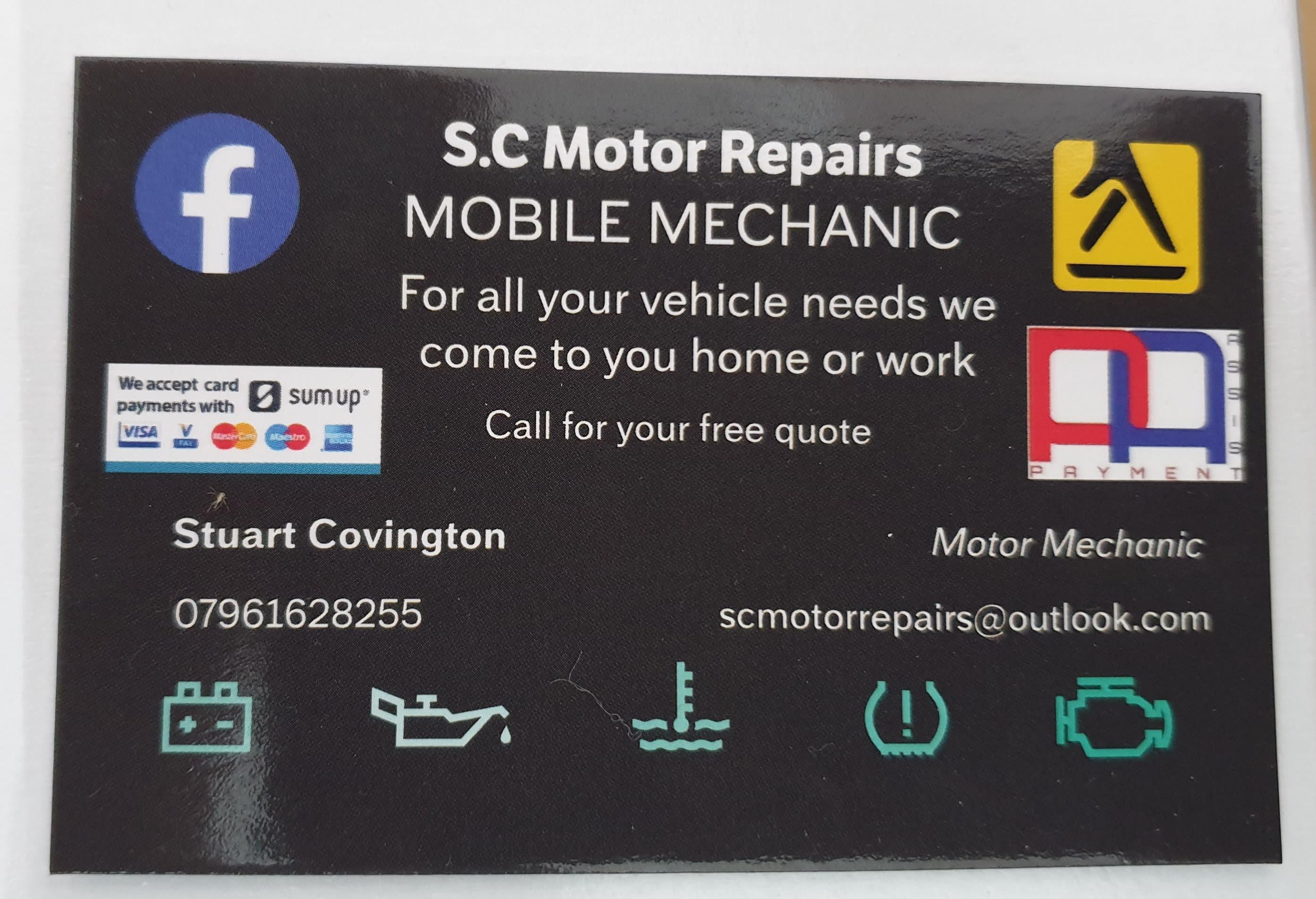 S.C Motor Repairs