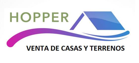 Hopper, Venta De Casas y Terrenos