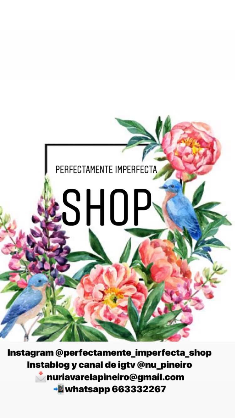 Perfectamente Imperfecta Shop