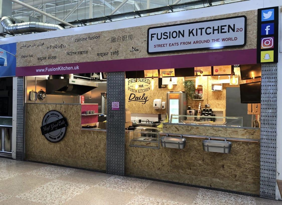 Fusion Kitchen Amsterdam.Fusion Kitchen Crystal Peaks Shopping Centre Market