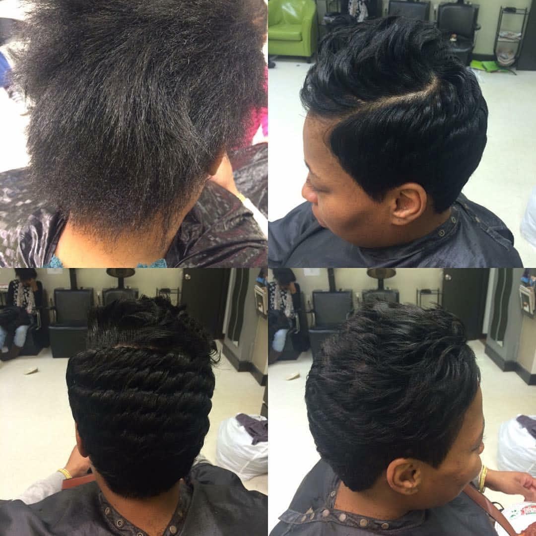 Shampoo, Cut & Style