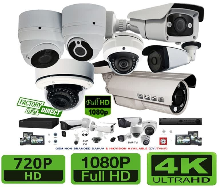 Security Camera Network Plus