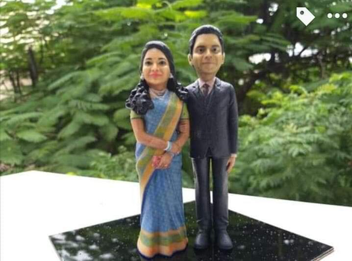 Full Sized 3D Printed Figurines