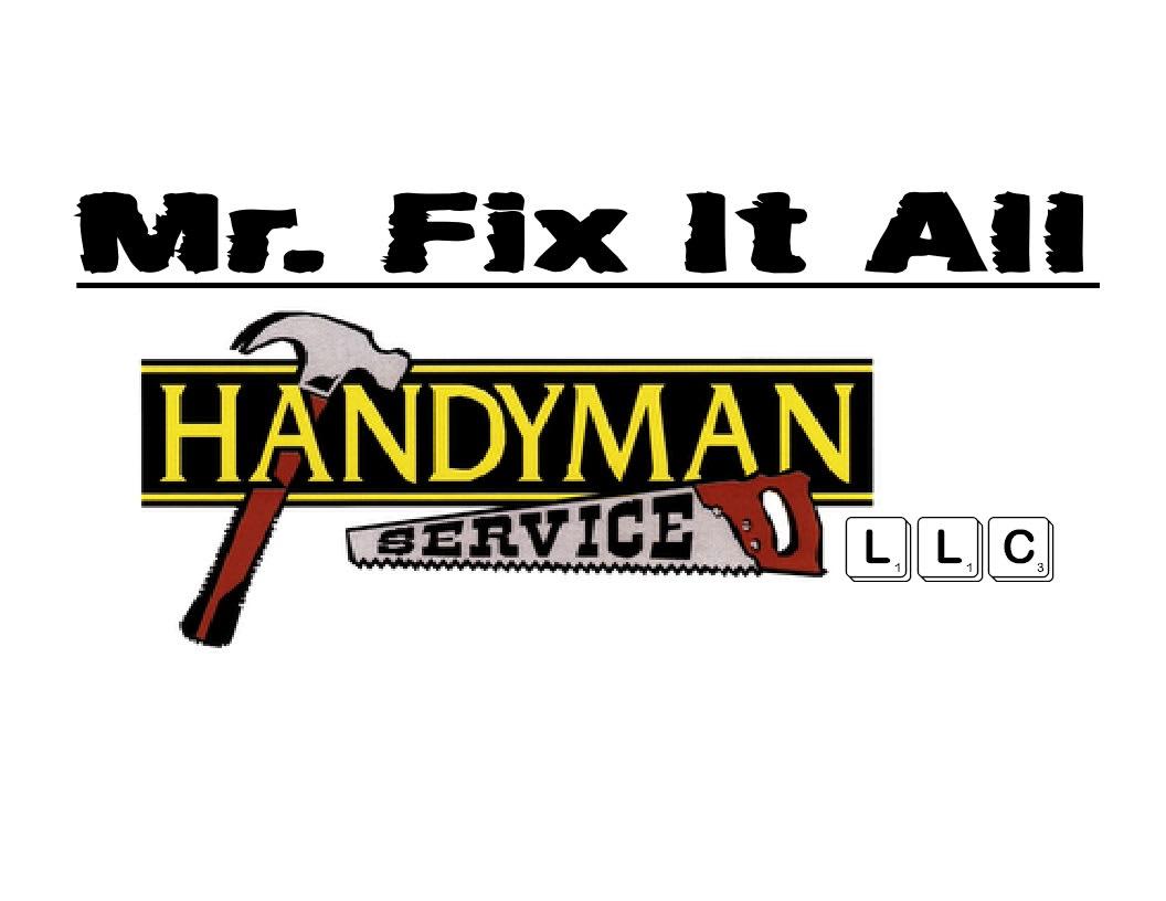 Mr. Fix It All Handyman Services LLC