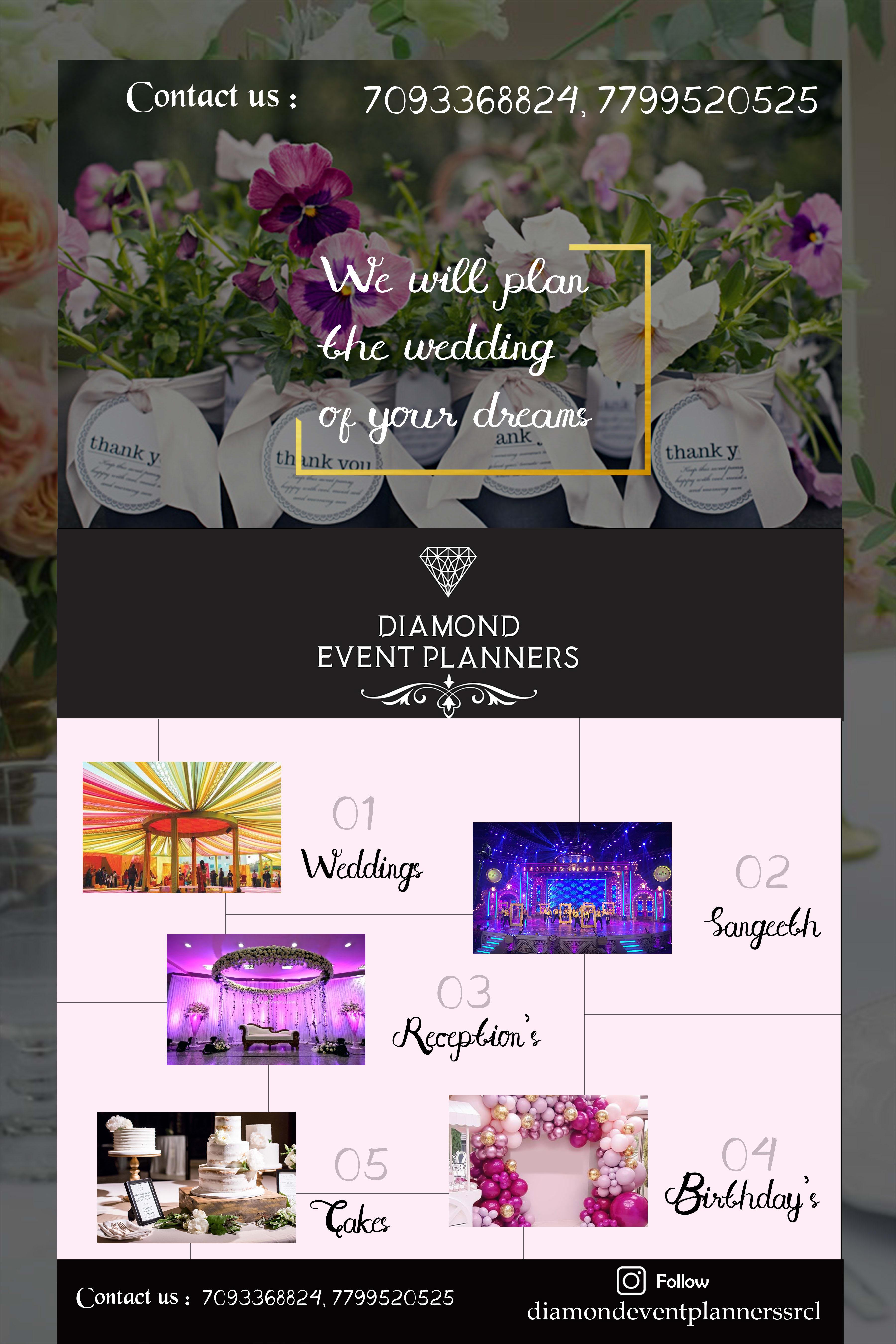 Diamond Event Planners