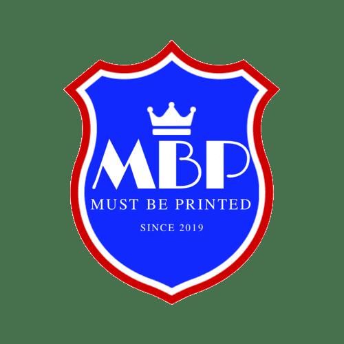 Must Be Printed