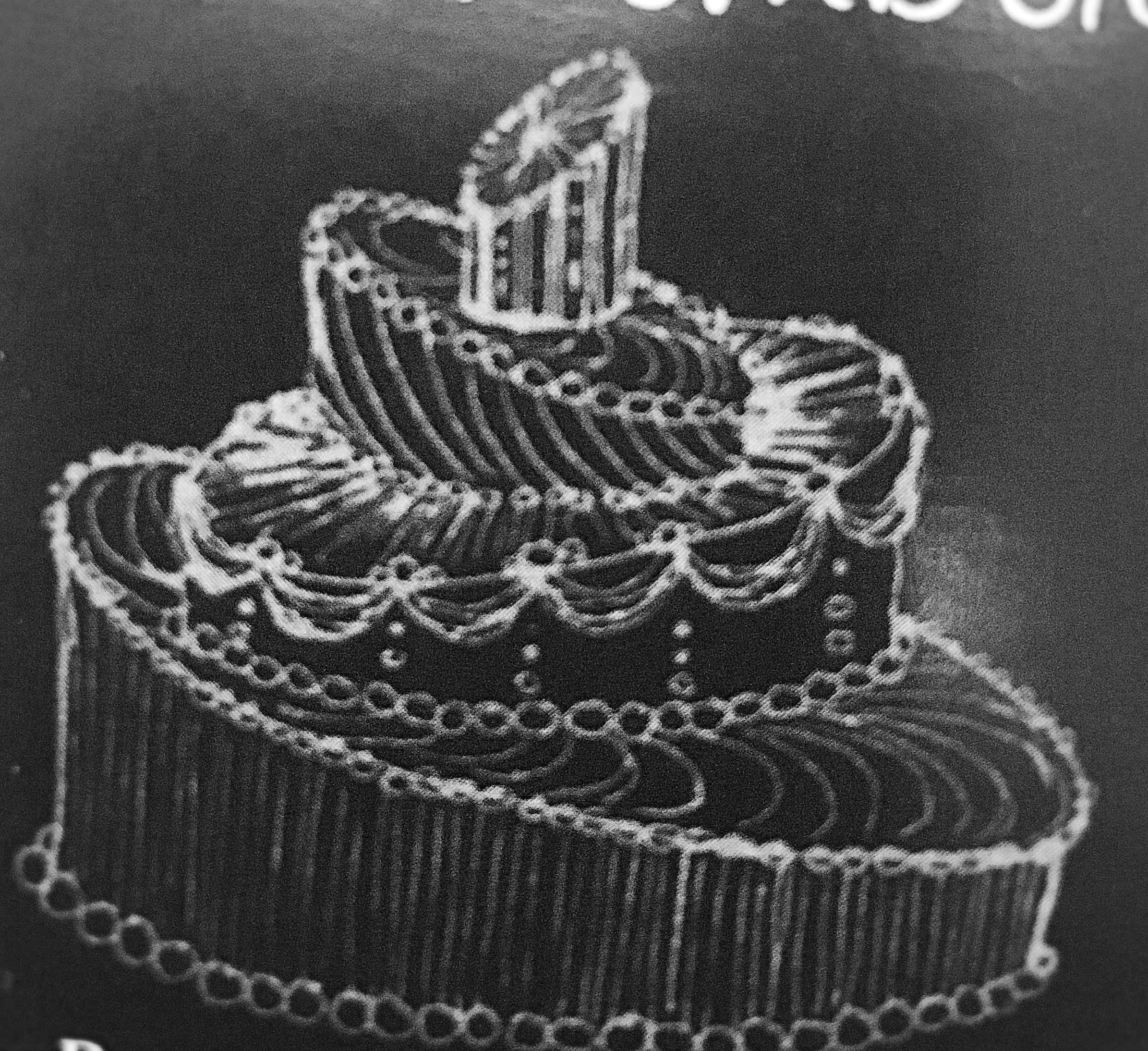A Cake To Remember