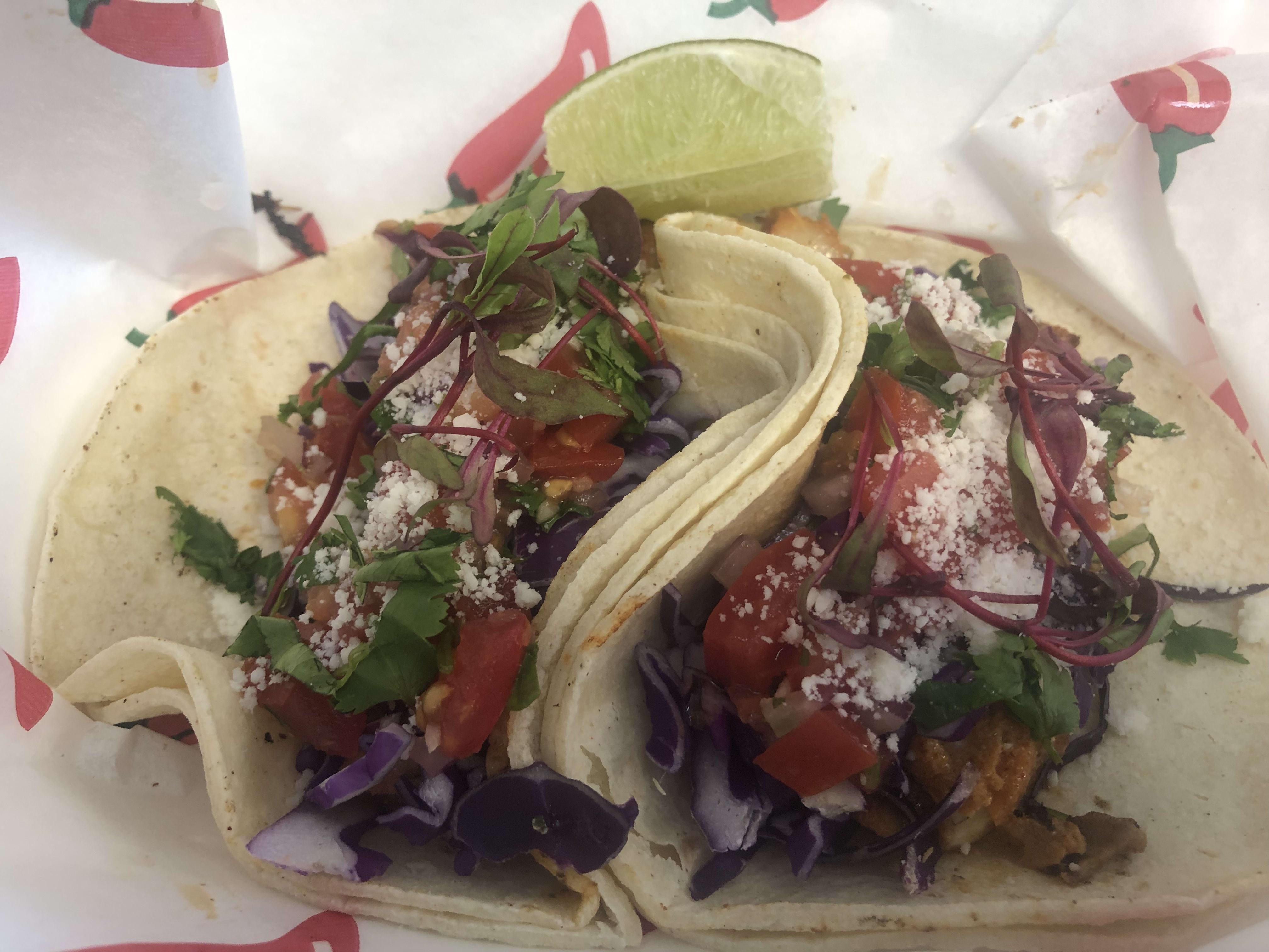 Senior C's Street Tacos