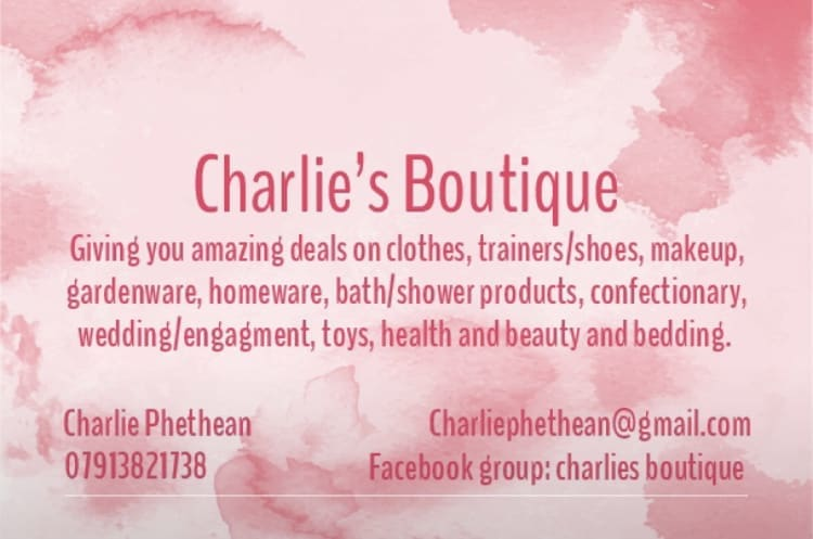 Charlie's Boutique