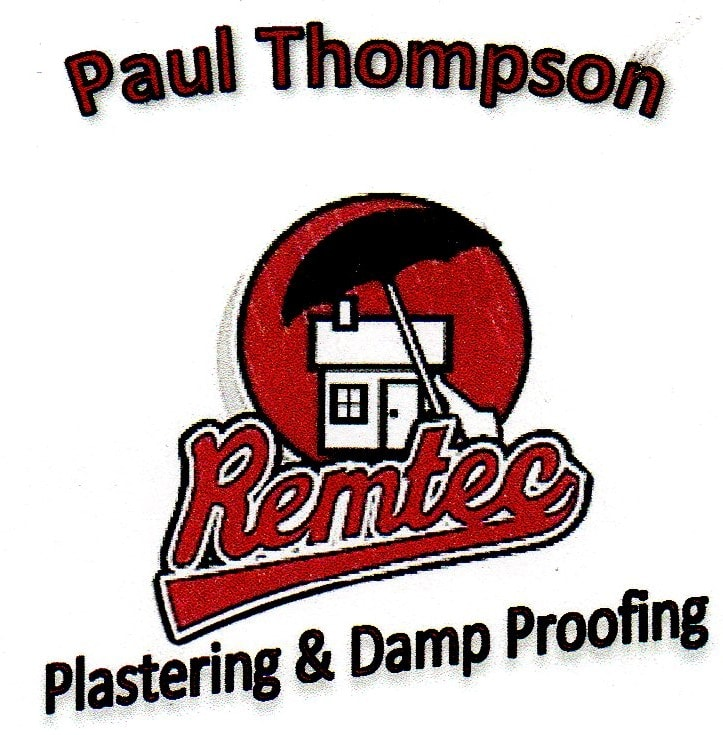 Paul Thompson Remtec Plastering & Damp Proofing