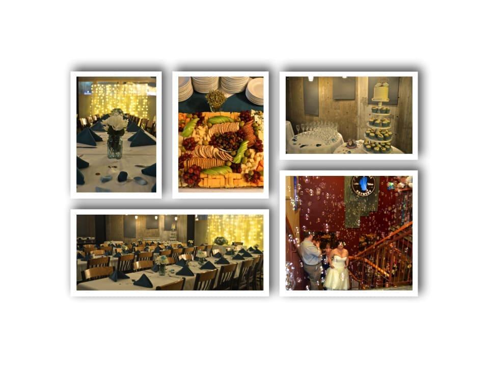 Wedding Receptions & Special Events