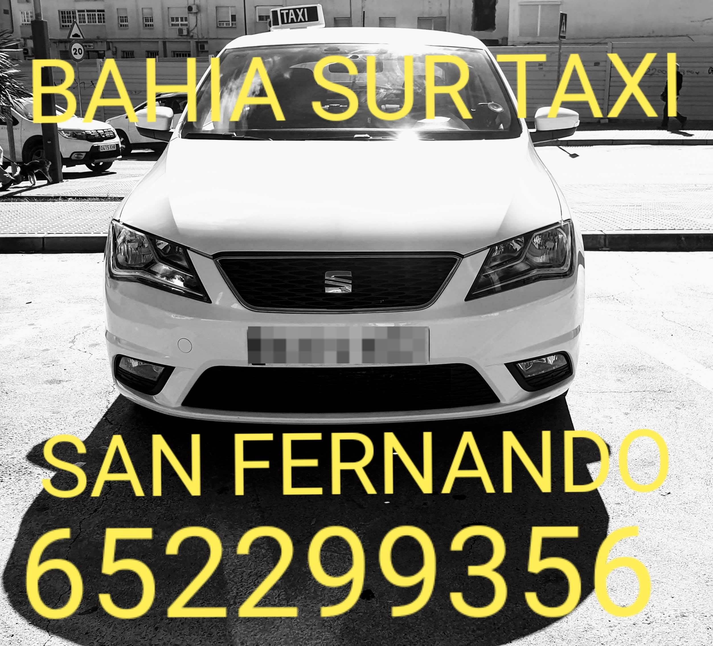 Bahia Sur Taxi San Fernando