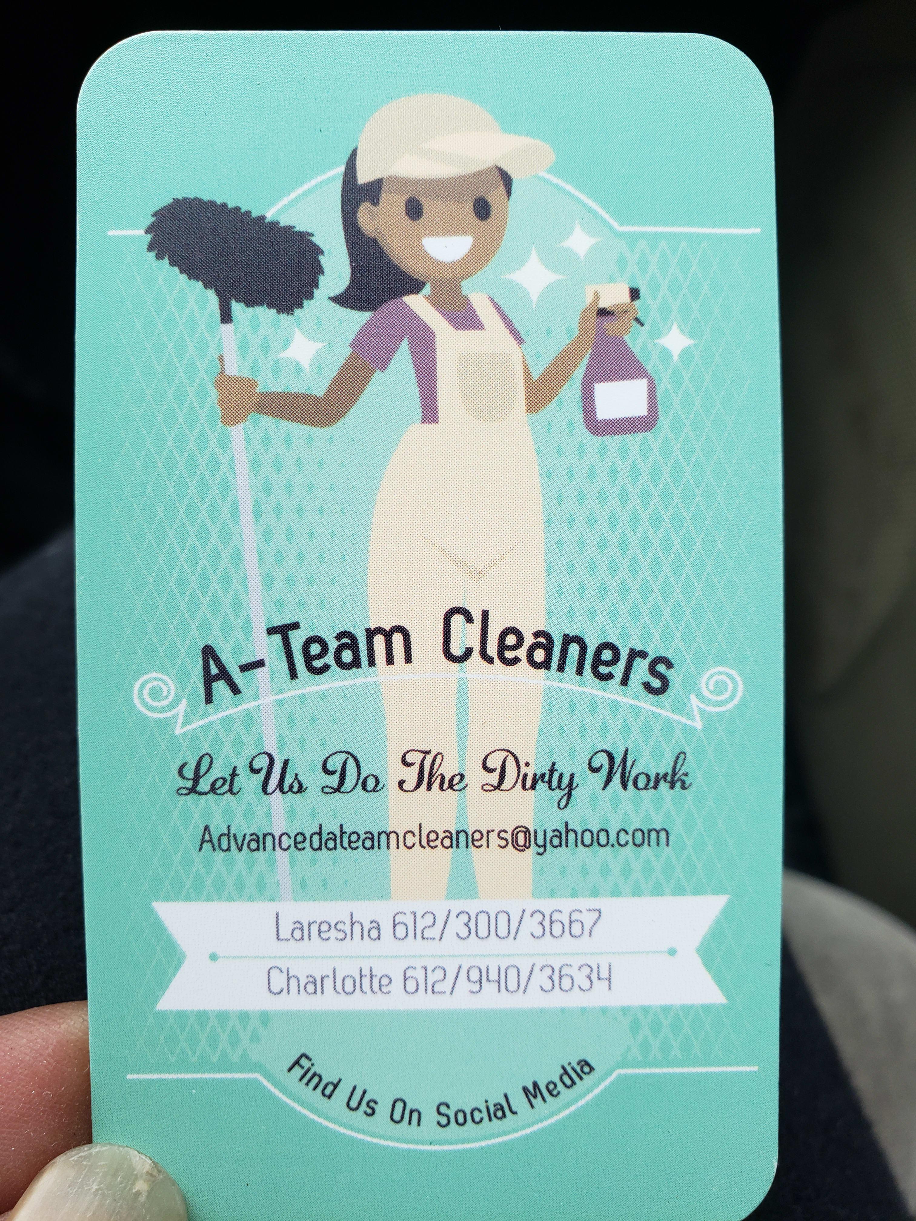 A-Team Cleaners LLC