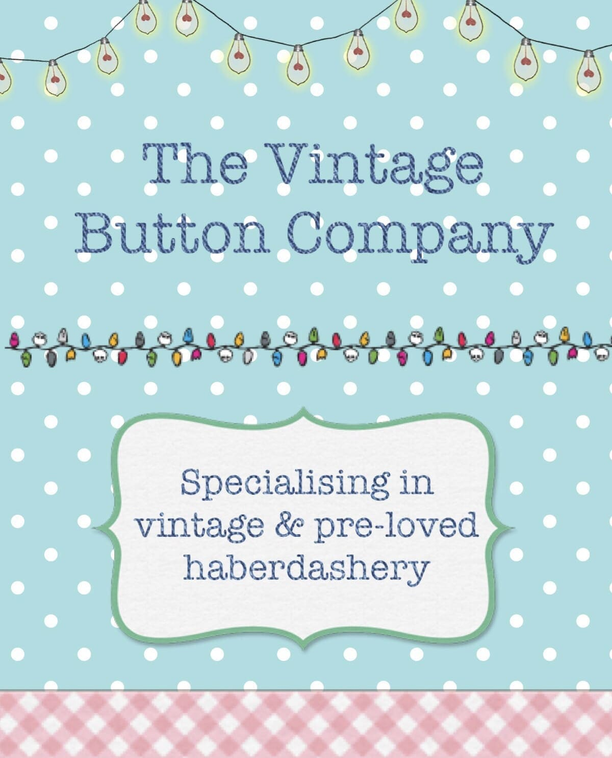The Vintage Button Company